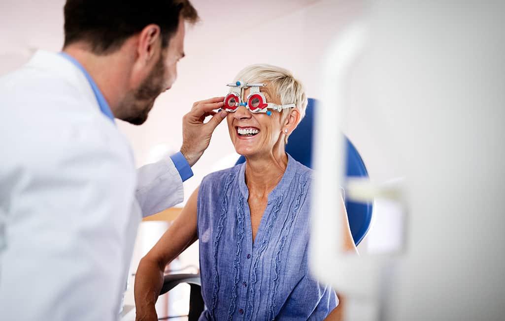 Cataracts-Symptoms